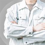 花粉や汚れから作業服を守る方法