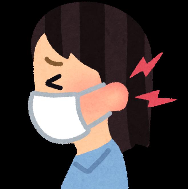 マスクで耳が痛くならない裏技